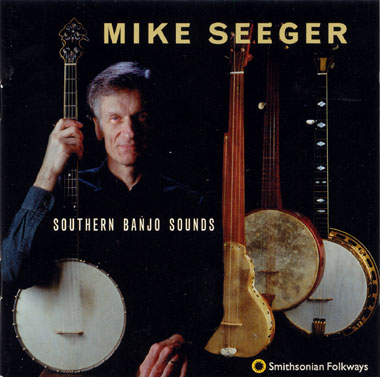 Mike Seeger Southern Banjo Sounds