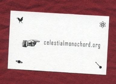 The Celestial Monochord